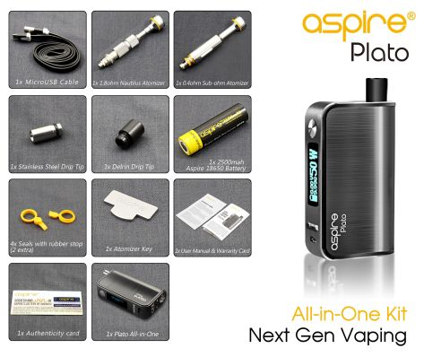 how to change the coil in a plato vape