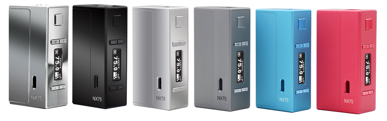 NX75-S NX75-A Mod Colors B